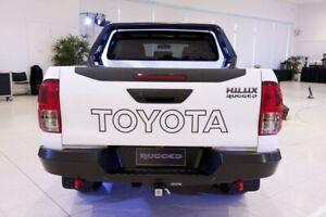 Toyota Hilux Revo Rugged X Tailgate Decal