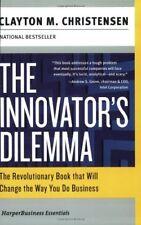 The Innovators Dilemma: The Revolutionary Book th