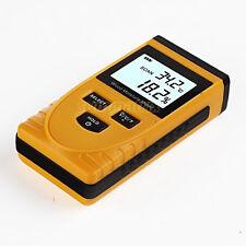 NEW Digital LCD Wood Timber Moisture Meter Damp Detector Tester Tool