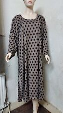 Plus Size 30/32  Winter  Asymmetric Hem Lagenlook Maxi Dress Fit 1647 Size 5