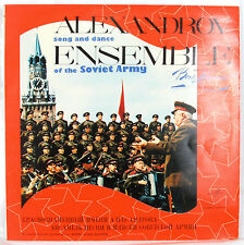 Alexandrov Song And Dance Ensemble Of The Soviet Army Melodia Records USSR Album