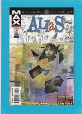 Alias  #3  - 2002 - Marvel Max,  Jessica Jones