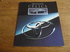 Toyota Celica FOLLETO de prestigio 1994