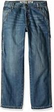 Gymboree Boys Utility Fit Dark Denim Jeans * Size 8  * NWOT