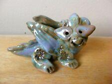 Little Guys Dragon Miniature Animal Figurine Cindy Pacileo Pottery