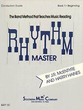 Rhythm Master Book 1 Beginner Flute New 003770812