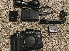 Fujifilm X-T3 26.1MP 3'' LCD 4K 60P Wi-Fi Bluetooth Mirrorless Camera W/ Extras