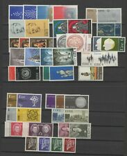 IRELAND 1952-1976 MLH LOT / COLLECTION OF (19) SETS AND COIL STAMPS
