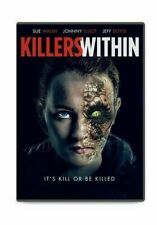 KILLERS WITHIN (DVD) HORROR / SUE WALSH, JOHNNY ELLIOT, JEFF DOYLE / New