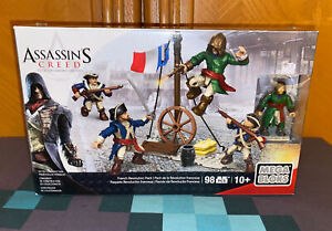 Mega Bloks - Assassin's Creed: French Revolution Pack - 98 Pieces - Ubisoft