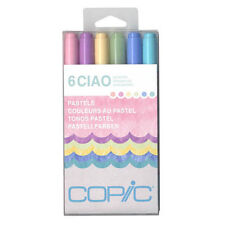 Copic Ciao Marker 6 Color Set Pastels