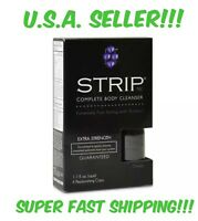 STRIP NC 1 oz Liquid Extra Strength Detox + 4 Cleansing Caps Grape Flavor