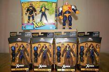 Marvel Legends X-Factor Lot - Multiple Man x 4, Strong Guy, Havok, Polaris