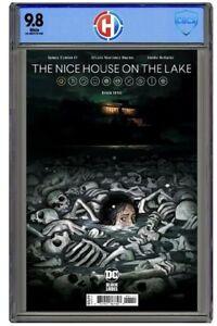 CBCS 9.8 NICE HOUSE ON THE LAKE #1 1st Print PRESALE