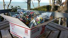 2,500+ LEGO PIECES BULK GREAT PRESENT! MINIFIGURES STAR WARS CLEAN 7 + POUNDS