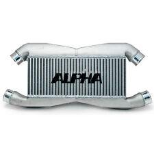 AMS ALPHA BOLT ON FRONT MOUNT INTERCOOLER for 2009-15 Nissan GT-R R35 GTR