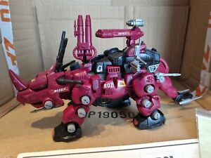 Zoids - Redhorn the Terrible from 1985