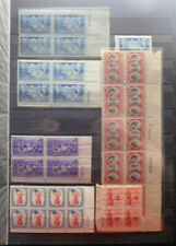 U.S. Early Stamps Lot, MNH, #906, 855, 703, PS11, S7