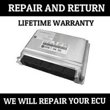 *REPAIR SERVICE* 01-06 BMW 325 ECU ECM PCM COMPUTER ENGINE CONTROL MODULE