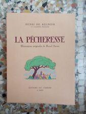 La Pécheresse, Henri de Régnier (ill. Raoul Serres)