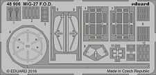 Eduard 48906 MiG-27 F.O.D for Trumpeter 1/48