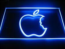 B548 Apple Logo Steve Jobs Neon Light Sign