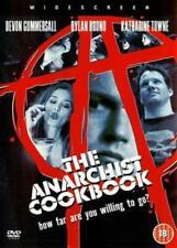 The Anarchist Cookbook DVD Widescreen Cult Comedy Film UK Region 2 PAL