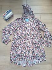 Joules Golightly - Grey Garden Ditsy (textile) Accessories Clothing 12 UK