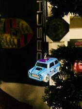 New Morris Austin Mini Cooper Hot Wheels Car Christmas Ornament Decoration Tree