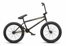 "WE THE PEOPLE 2019 REASON 20.75 MATTE BLACK COMPLETE BMX BIKE 20.75"" BIKES S&M"