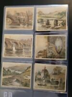 Picturesque Bridges (1929) John Player & Sons Cigarette Cards - Buy 2 & Save