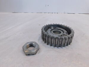 Indian Chief Chieftain Roadmaster & Springfield Front Belt Drive Sprocket Pulley