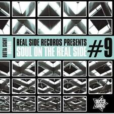 SOUL ON THE REAL SIDE VOLUME 9 NEW & SEALED NORTHERN MODERN SOUL CD OUTTA SIGHT