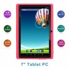 Haehne 7 pulgadas Tablet PC, Google Android 4.4 Quad Core, 512MB Ram 8GB Rom, Doble