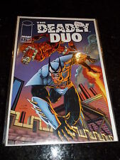 THE DEADLY DUO Comic - No 1 (V2) - Date 11/1995 - Image Comic