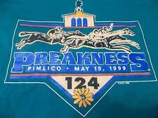 HORSERACING PIMLICO PREAKNESS DERBY VINTAGE 1995 RARE LOOK FREE U.S. SHIPPING