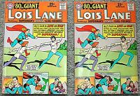 DC EIGHTY 80 PAGE GIANT 14 SUPERMAN VG/+ 1965 LOIS LANE