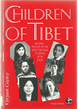 Vyvyan Cayley Children of Tibet pb Tibetans in Exile