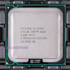 Intel Core 2 Quad Q9550 SLAWQ SLB8V CPU Processor 1333 MHz 2.83 GHz LGA 775