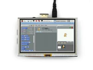 New 5' inch HDMI Touch Screen LCD 800×480 for Raspberry Pi 2 B B+ Jessie