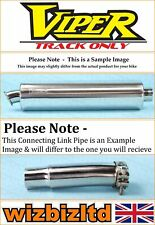 Yamaha YZF600R Thundercat 1996-2004 [Track Only Exhaust Can & Link Pipe] VEX1474