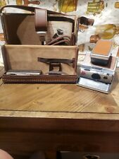 Vintage Polaroid Sx-70 Land Camera And Case