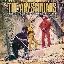 The Abyssinians - Satta Amassa Gana (The Best Of The Abyssinians) (NEW CD)