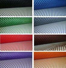 40cmx60cm Netz - stabiler Netzstoff für Taschen, Rucksäcke und mehr - 8 Farben!