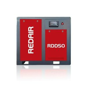 ROTARY SCREW AIR COMPRESSOR-REDAIR RDD50
