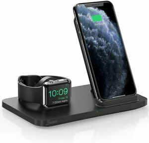 SENEO 2 IN 1 FAST WIRELESS CHARGER STAND