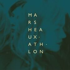 Marsheaux Ath. lon LIMITED LP vinyl + downloadcode 2016 Athlon