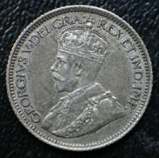 1912 Canada 10 Cents ~ AU Almost Uncirculated Canadian 10C Silver Coin