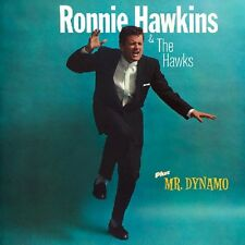 Ronnie Hawkins, Ronn - Ronnie Hawkins / Mr Dynamo [New CD]