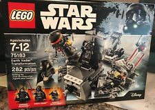 STAR WARS LEGO Darth Vader Transformation 75183 Building Kit